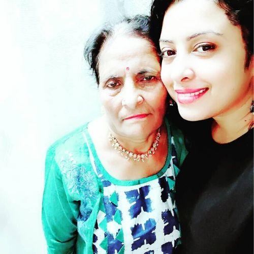Mamta Verma Mother