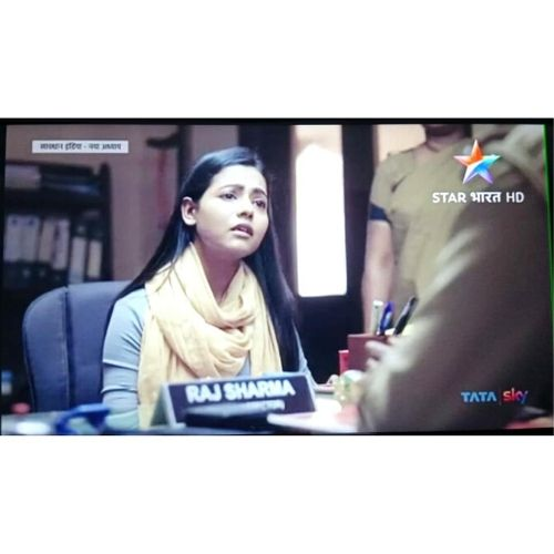 Nandini Maurya in Savdhaan India