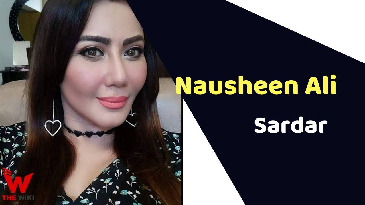 Nausheen Ali Sardar (Actress)