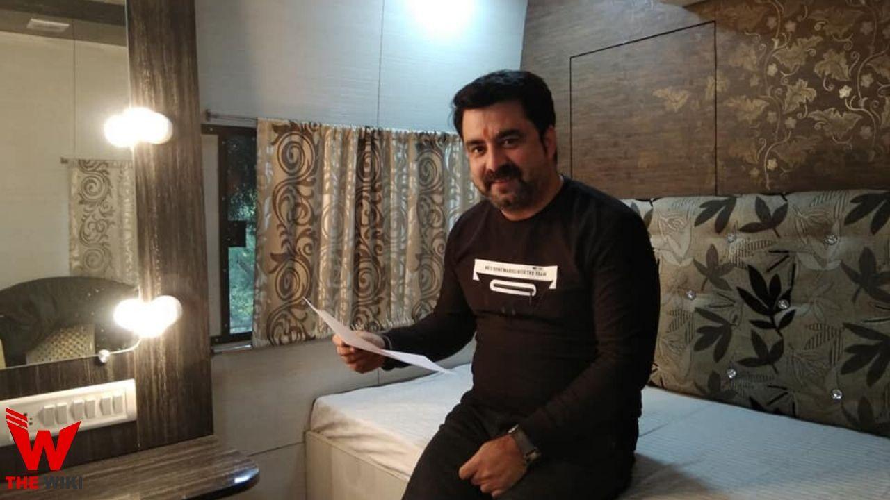 Nitin Bhasin (Actor)