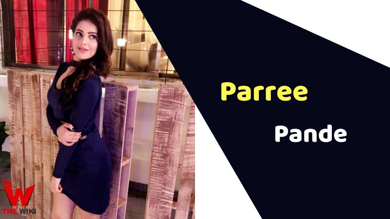 Parree Pande (Actress)