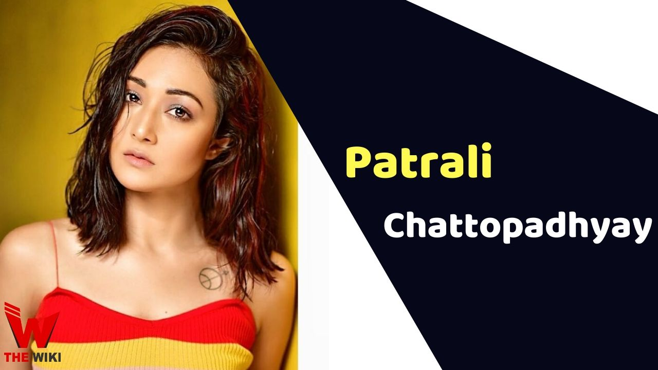 Patrali Chattopadhyay (Actress)