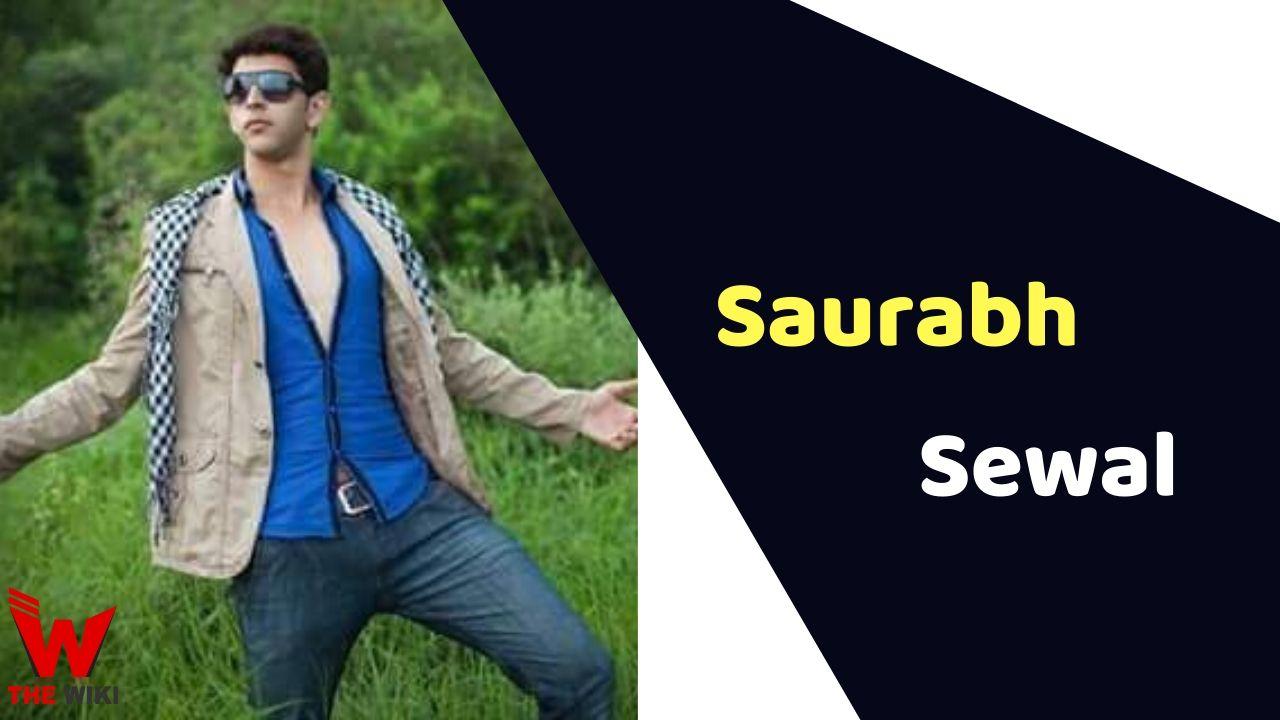 Saurabh Sewal (Actor)