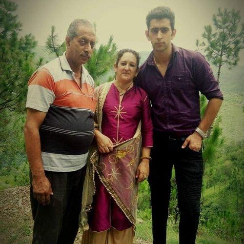 Saurabh Sewal Family