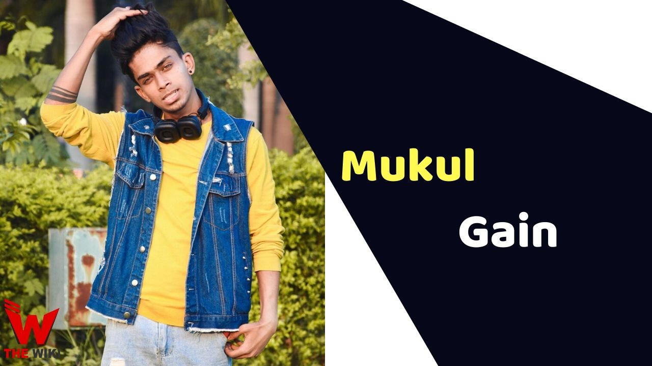 Mukul Gain (India's Best Dancer)
