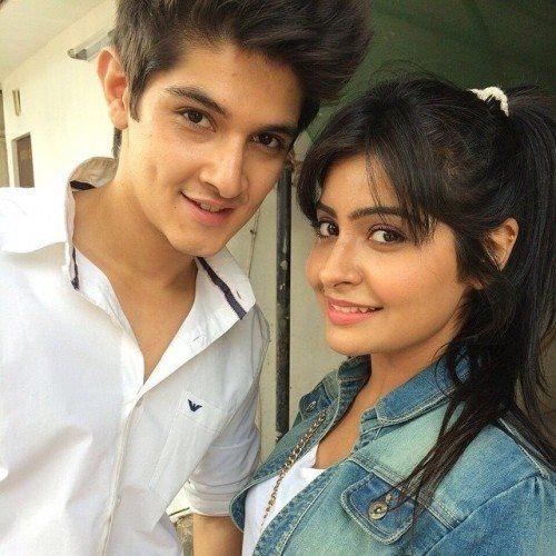 Rohan Mehra and Yukti Kapoor