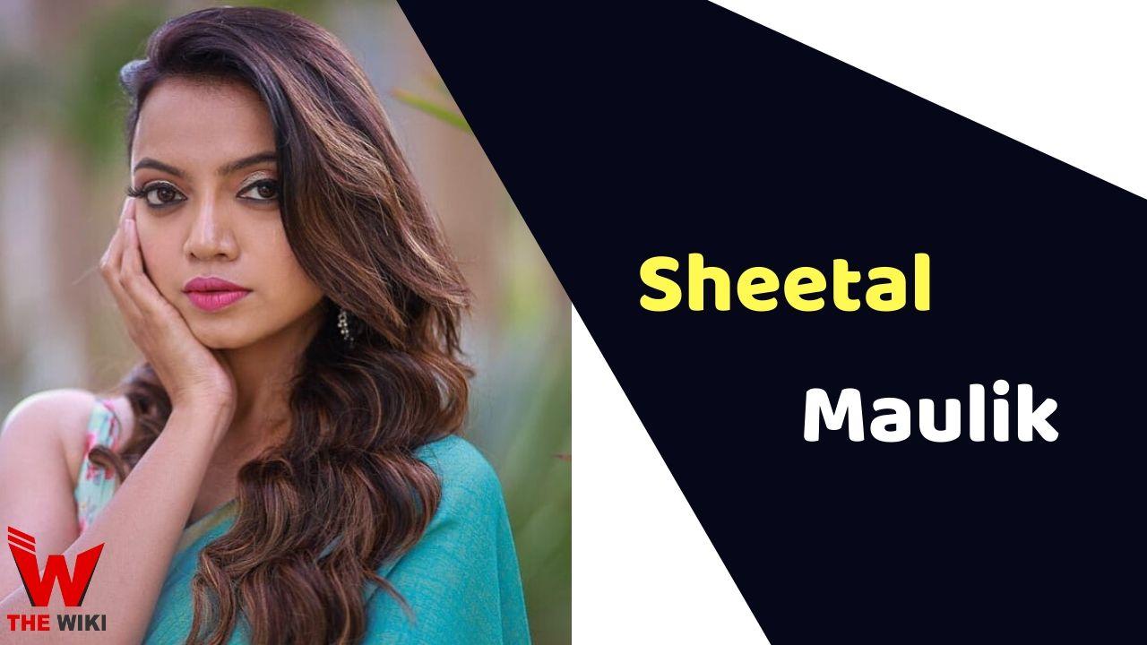Sheetal Maulik (Actress)