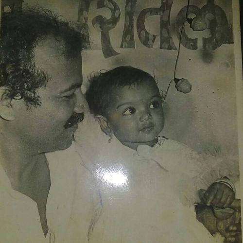 Sheetal Maulik's Father