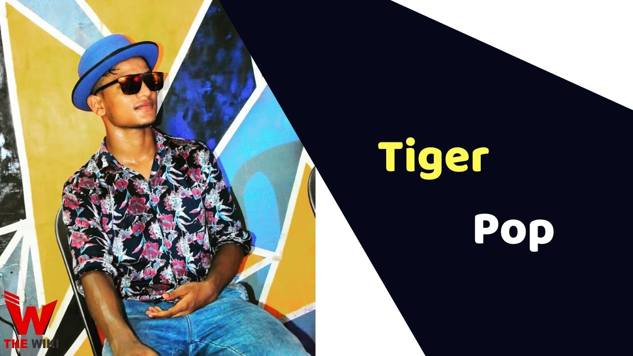 Tiger Pop (India's Best Dancer)
