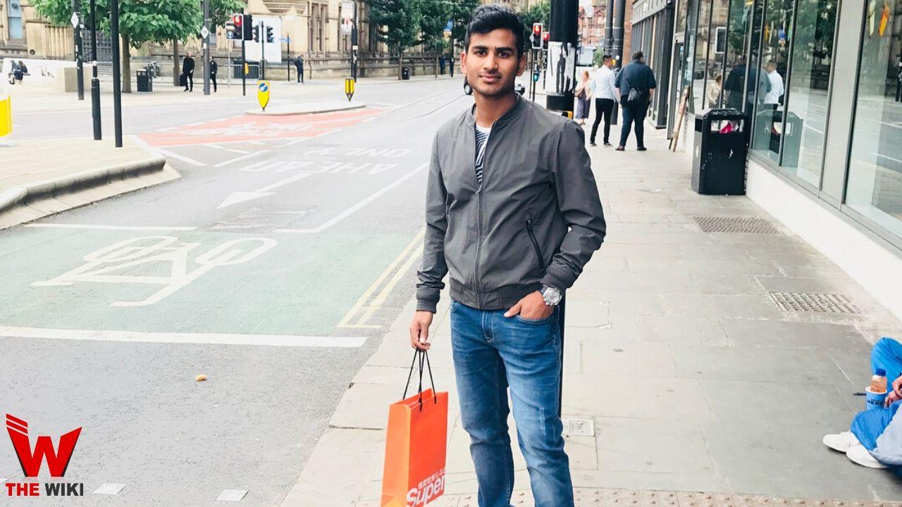 Virat Singh (Cricketer)