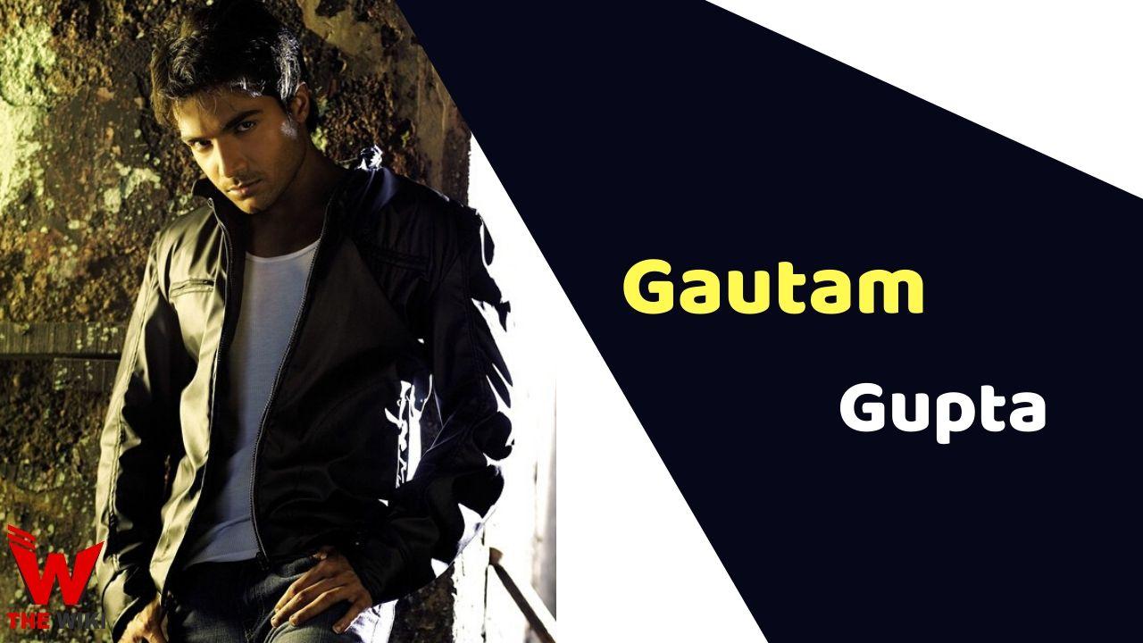 Gautam Gupta (Actor)