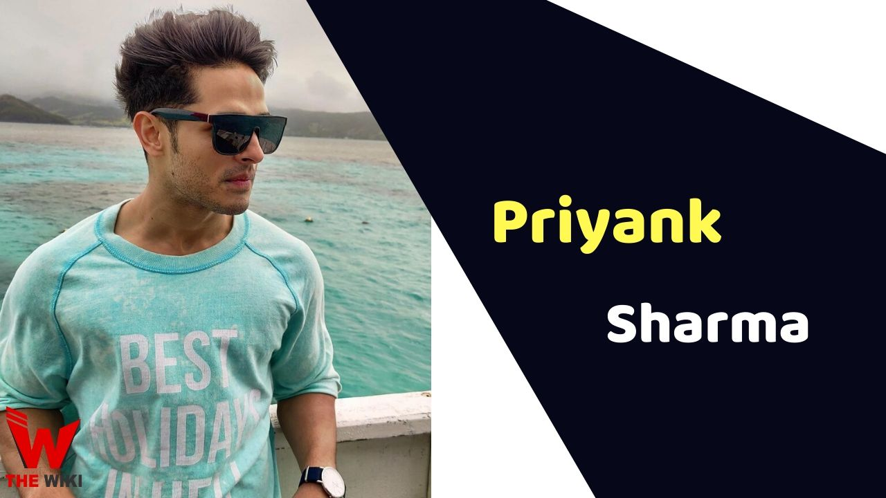 Priyank Sharma (Actor)