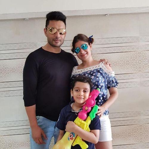 Amal Sehrawat Family