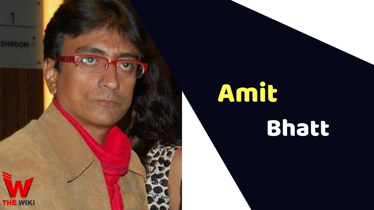 Amit Bhatt (Actor)