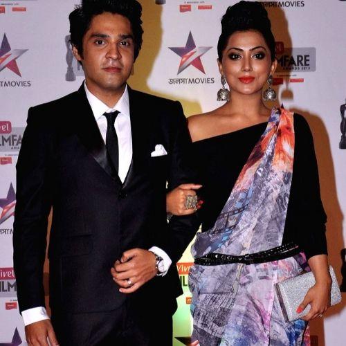 Anindita Bose and Gourab Chatterjee