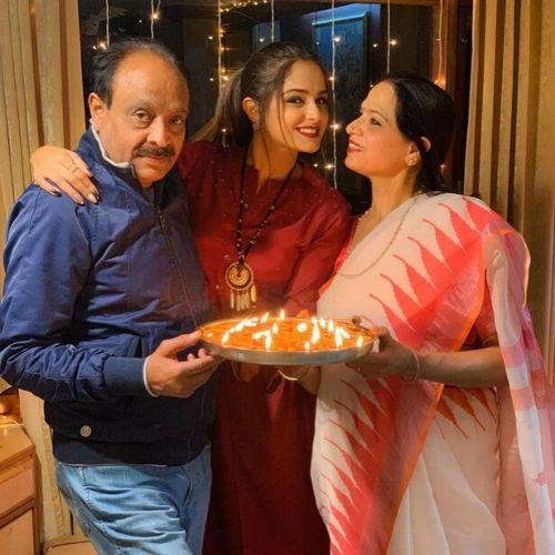 Asmita Sood Parents