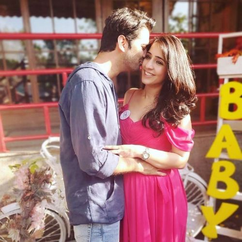Barun and Pashmeen Manchanda