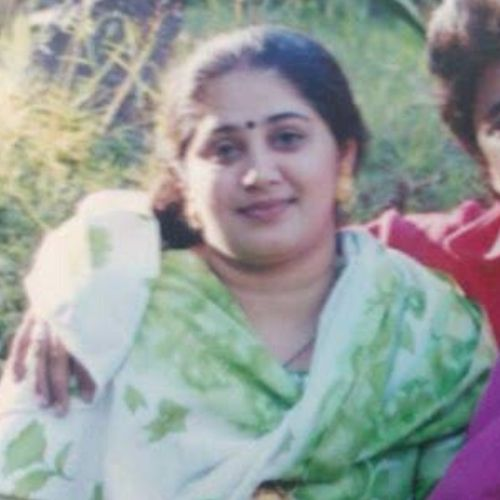 Chandani Bhagwanani's Mother