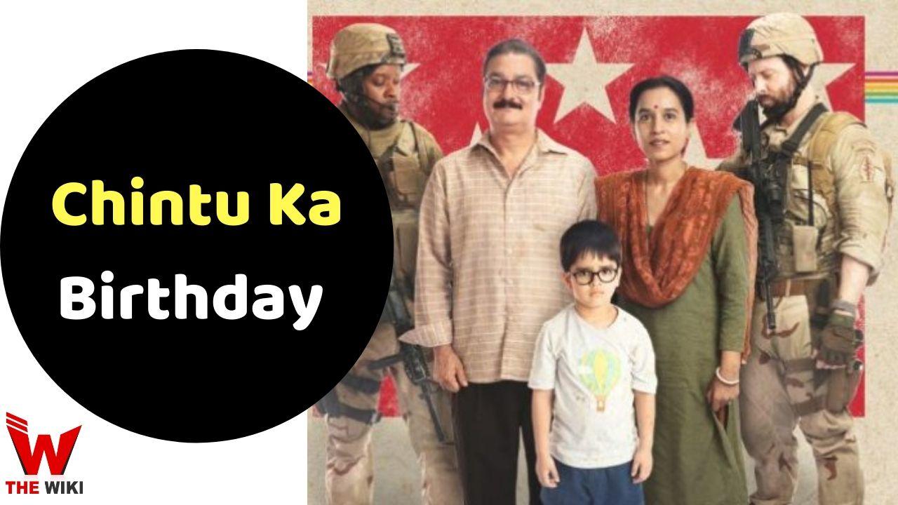 Chintu Ka Birthday (Zee5)