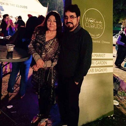 Ishwak Singh Parents