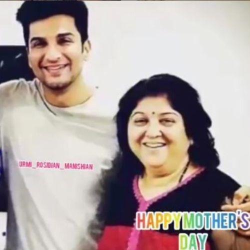 Manish Raisinghan Mother