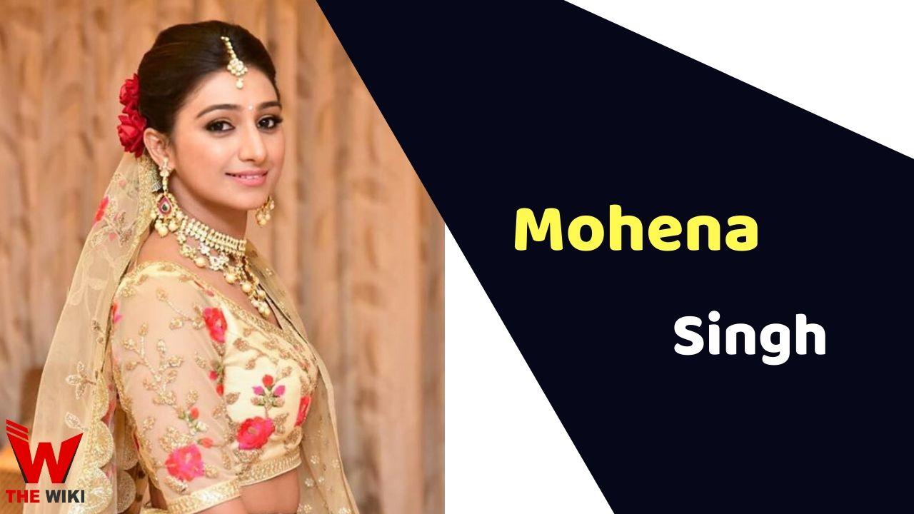 Mohena Singh (Actress)