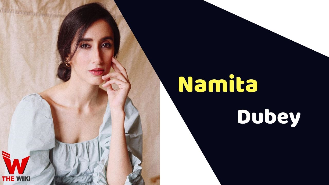 Namita Dubey (Actress)