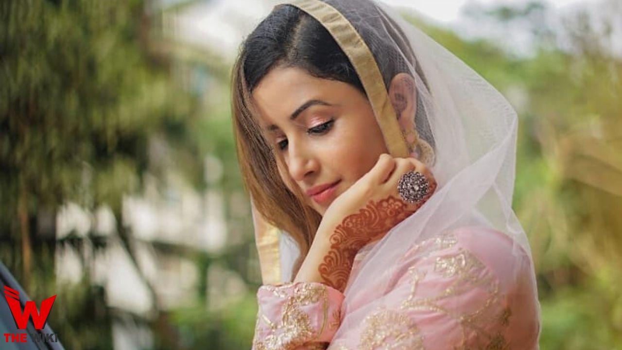 Sana Amin Sheikh (Actress)