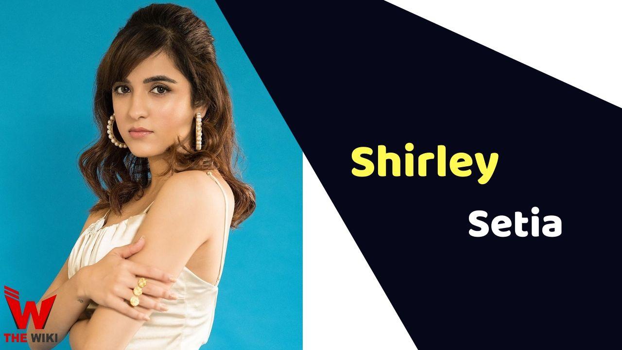 Shirley Setia (Singer)
