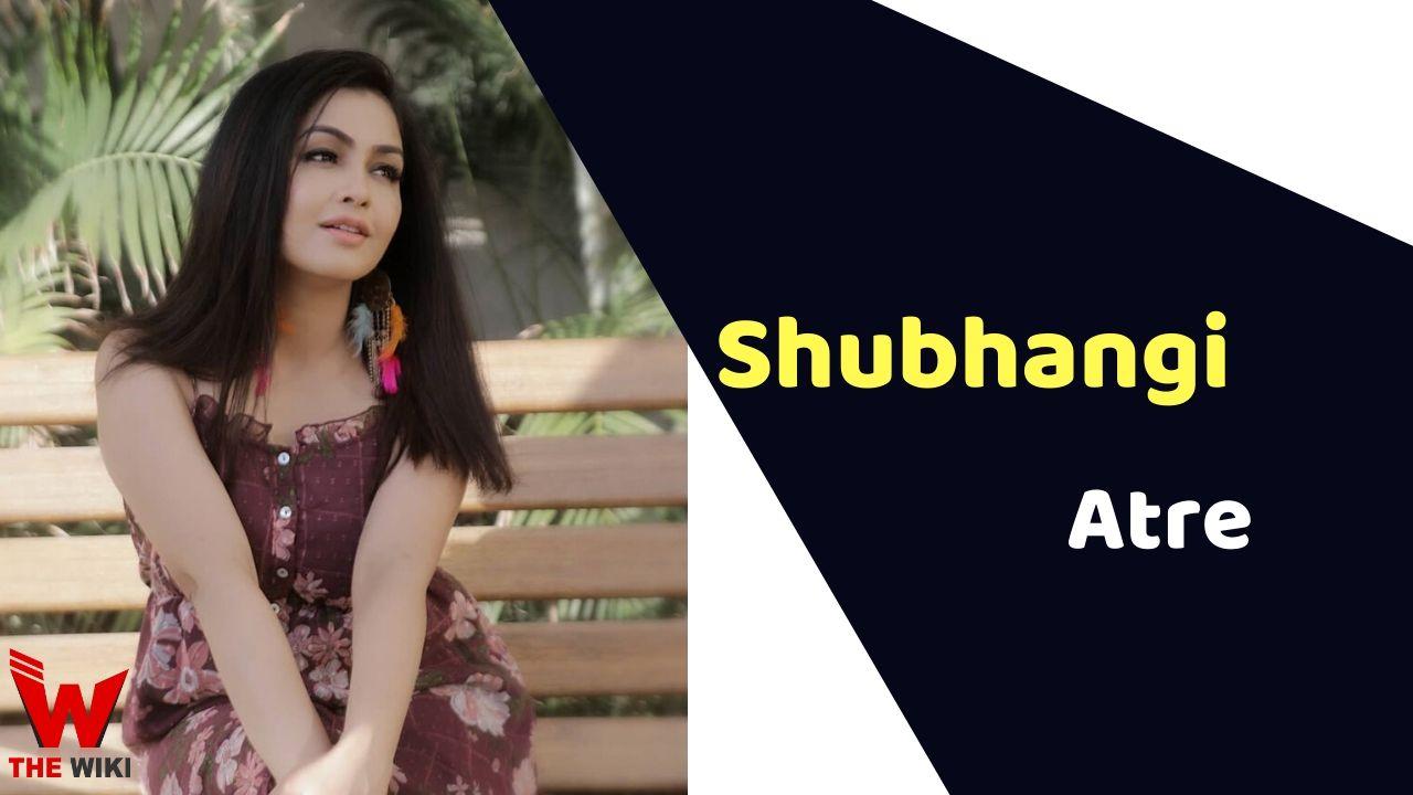 Shubhangi Atre (Actress)