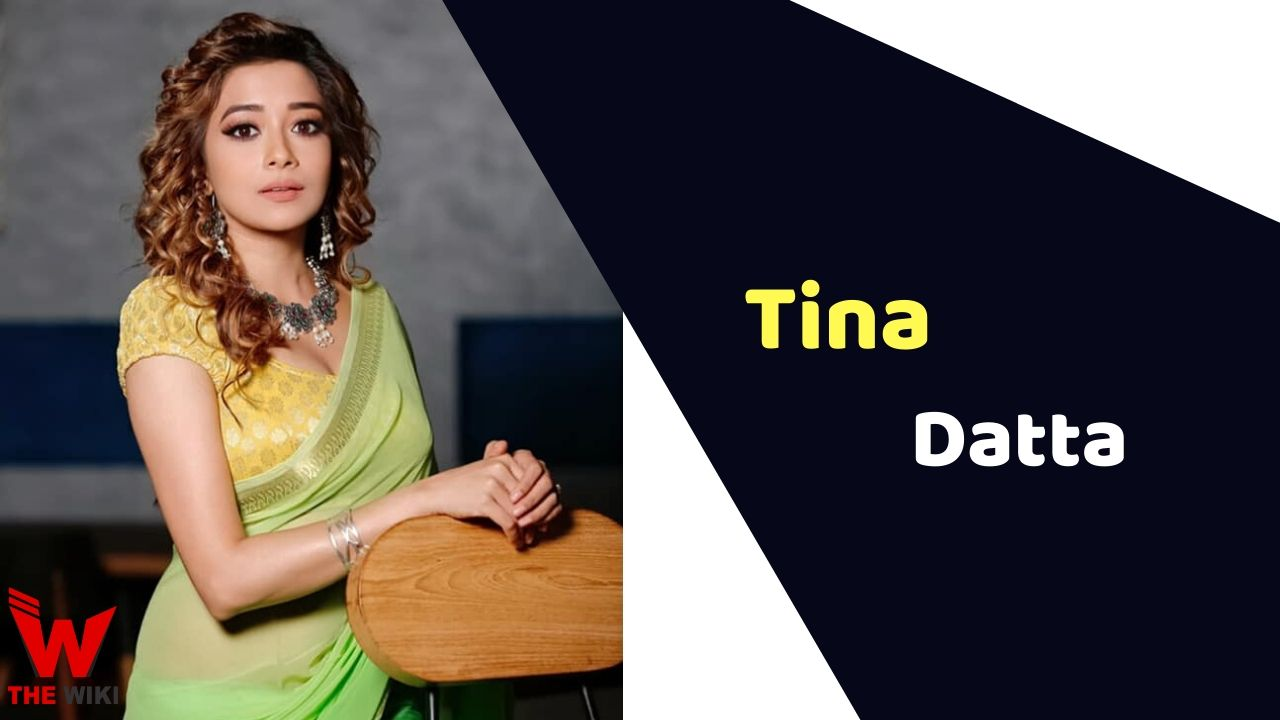 Tina Datta (Actress)