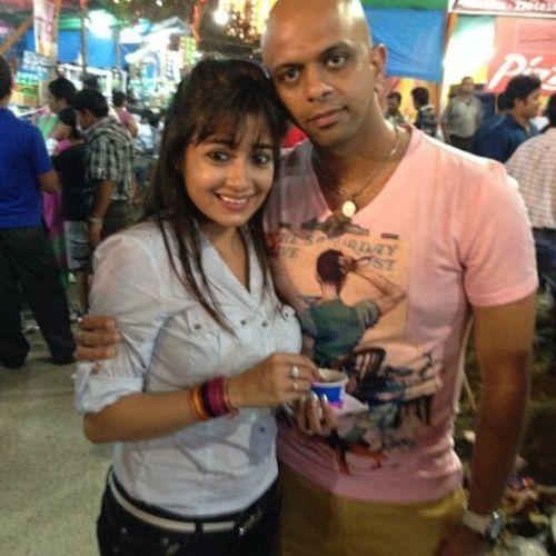 Tina Datta and Paresh Mehta