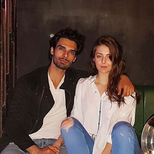 Anuj Singh Duhan and Toni Raine Bloomhill