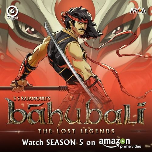 Baahubali - The Lost Legends Season 5 (2020)