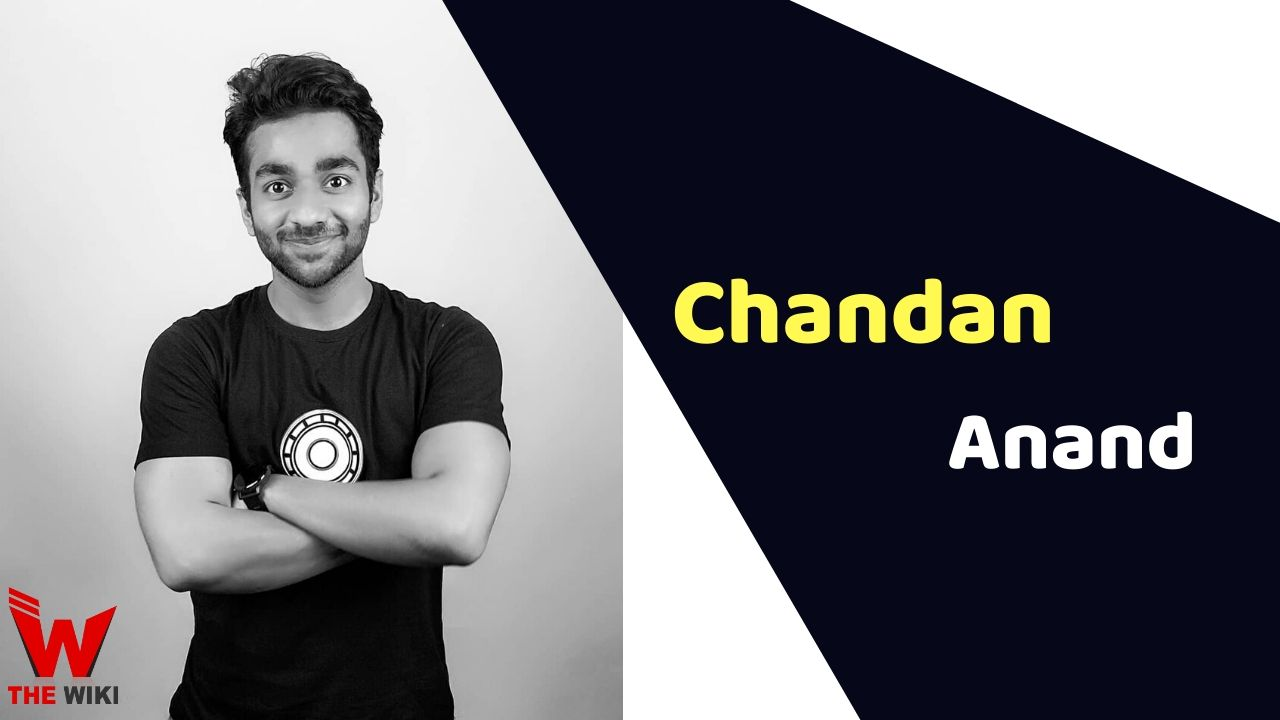 Chandan Anand (Actor)