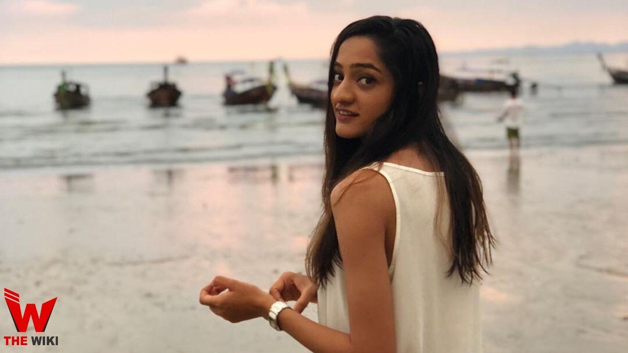 Gargi Sawant (Actress)
