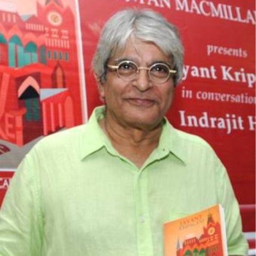 Jayant Kripalani