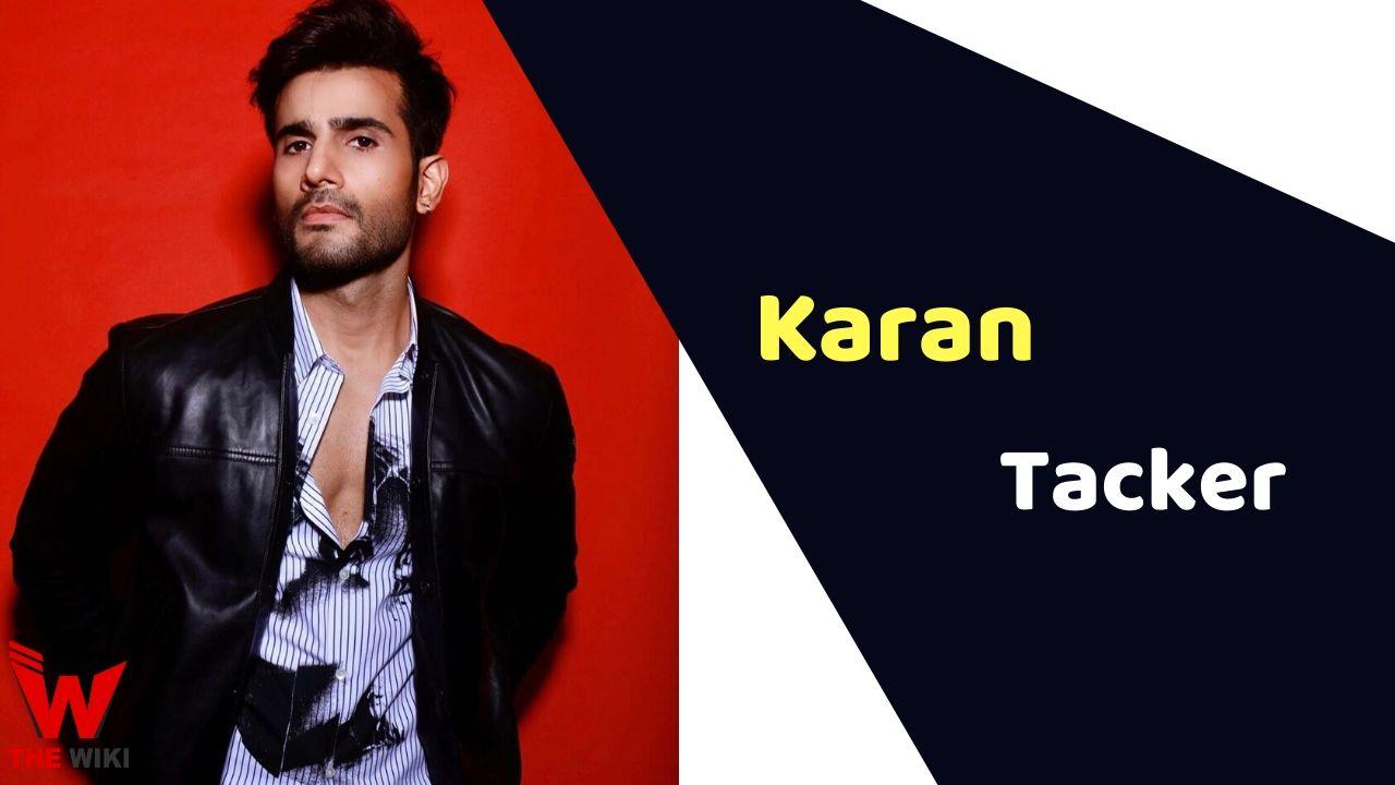 Karan Tacker (Actor)