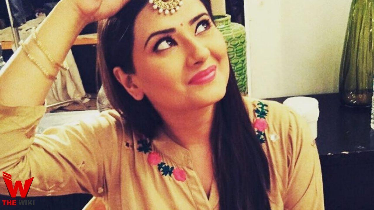 Kratika Sengar (Actress)
