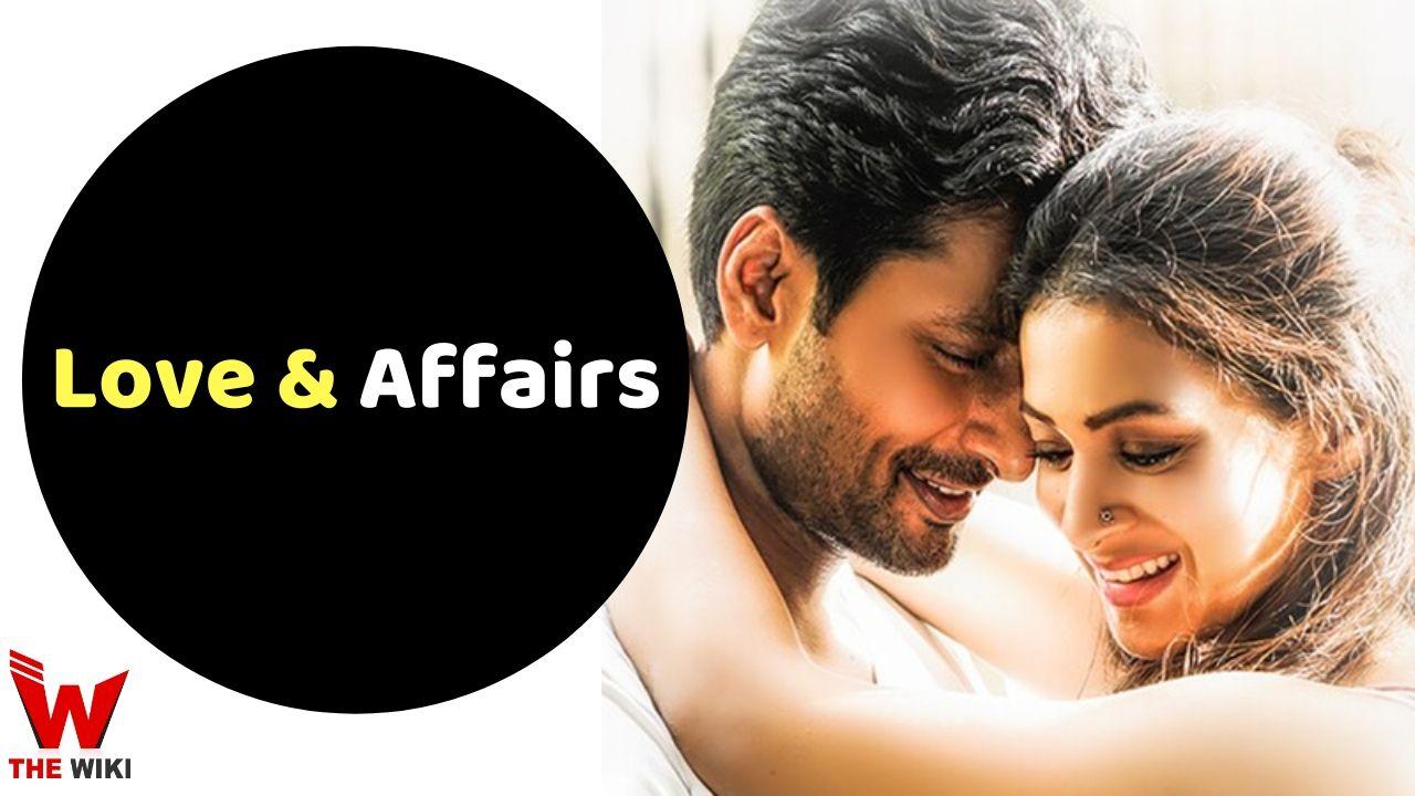 Love And Affairs (Hoichoi)
