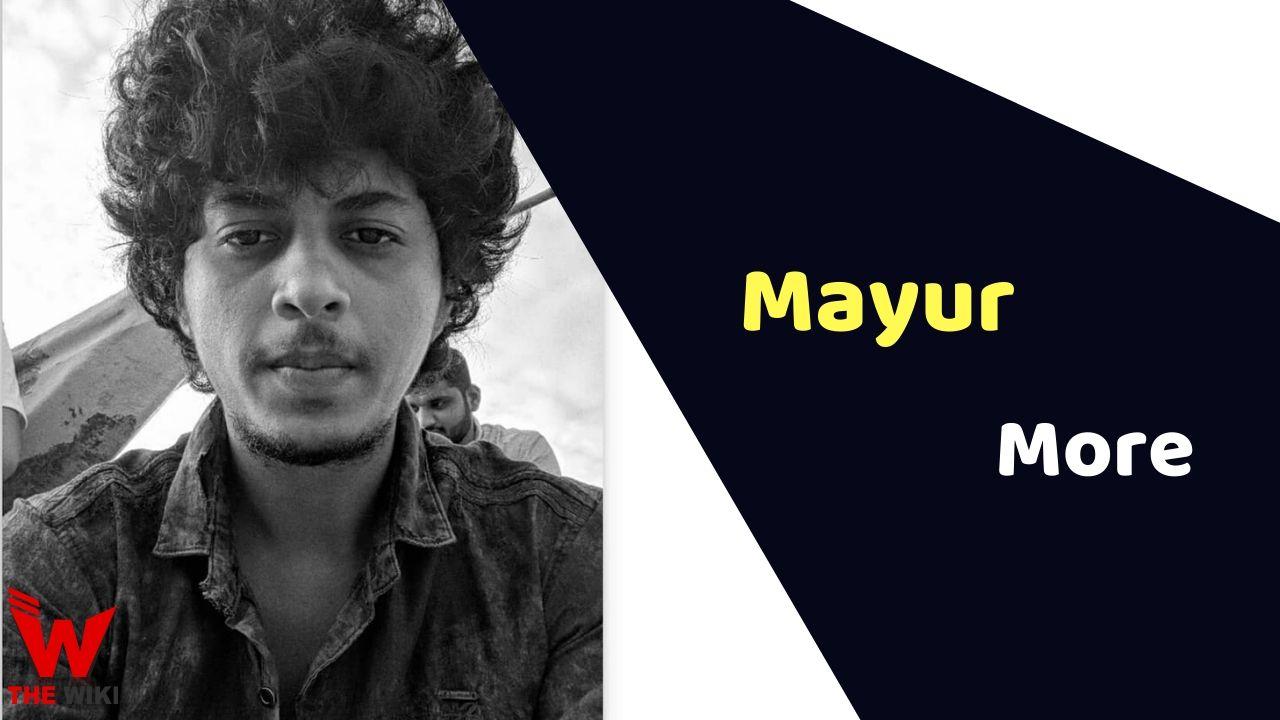 Mayur More (Actor)