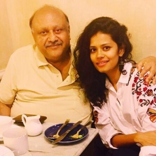 Palomi Ghosh Father