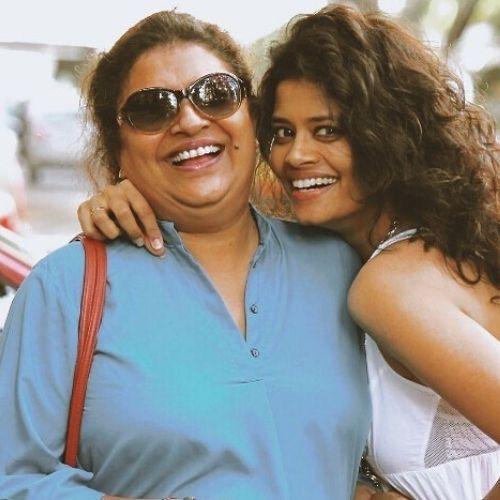 Palomi Ghosh Mother