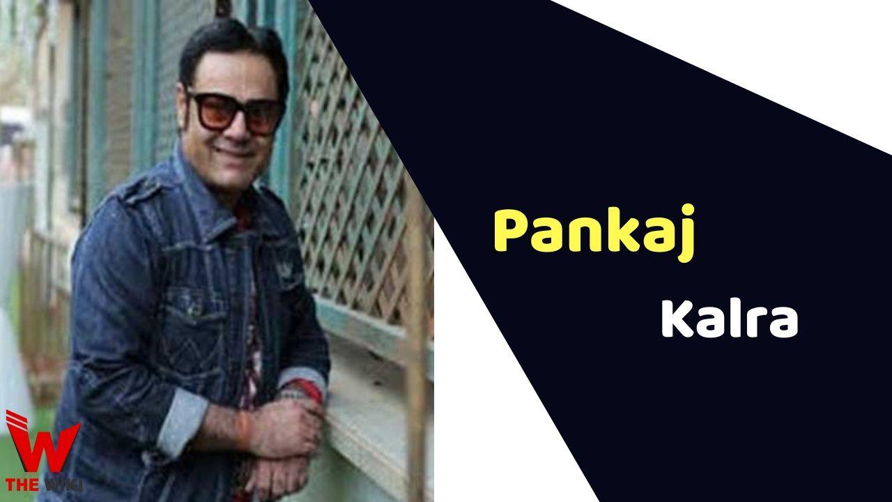Pankaj Kalra (Actor)