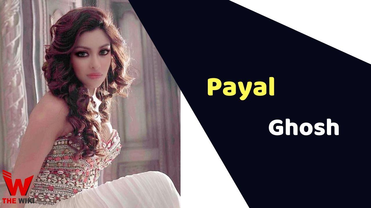Payal Ghosh (Actress)