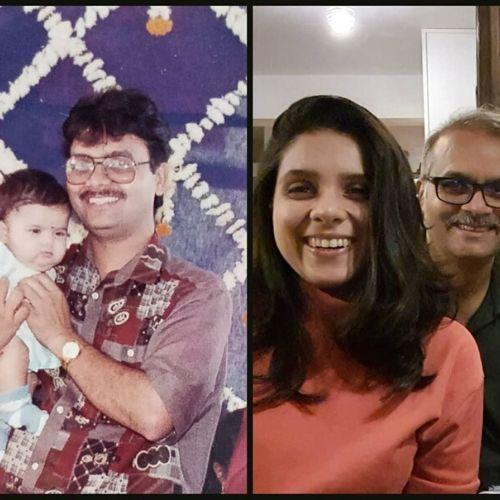 Rashmi Agdekar Father