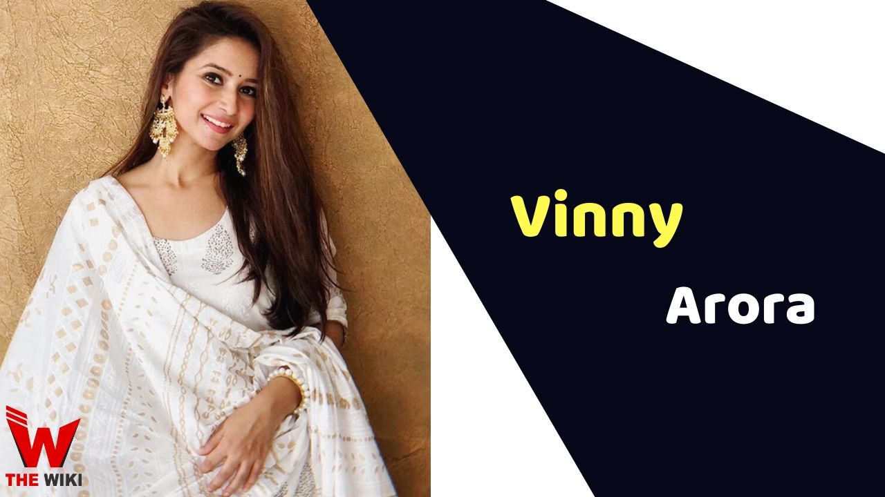 Vinny Arora (Actress)