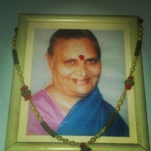 Vipul Gupta Mother