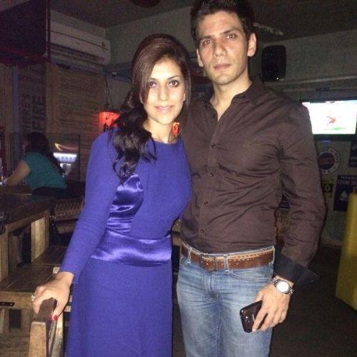 Vipul Gupta and Megha Chaudhry