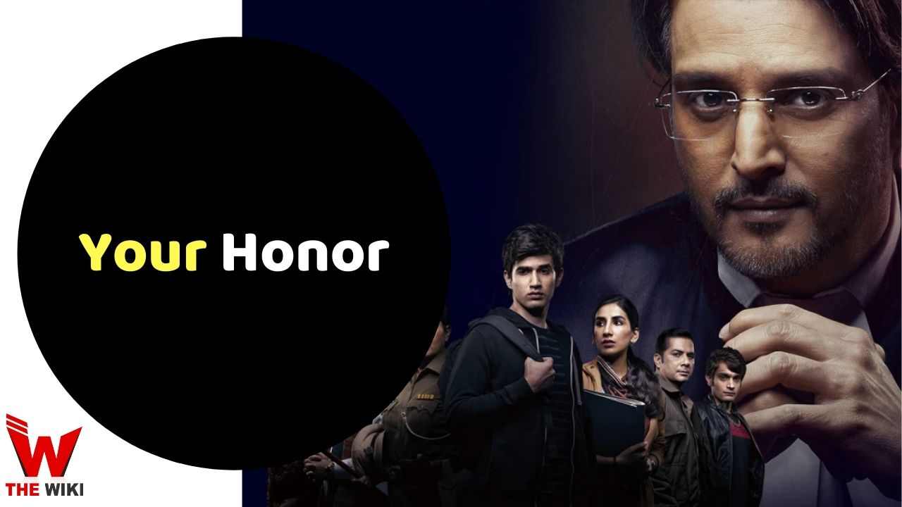 Your Honor (Sony Liv)